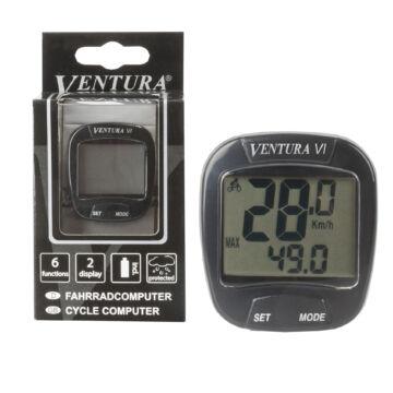 Kilóméteróra 6 funkciós Ventur