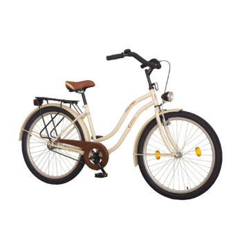 "26""CRUISER női city latte"