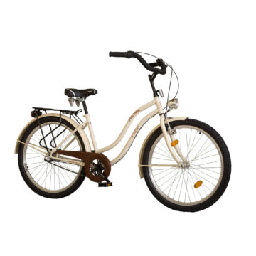 "26""CRUISER komf.női city latte"