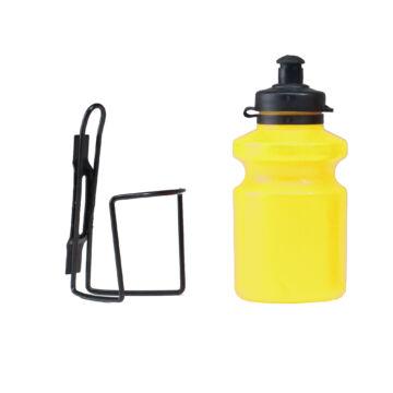 Kulacs 0,35 L műanyag sárga