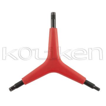 Y imbuszkulcs 4-5-6 mm