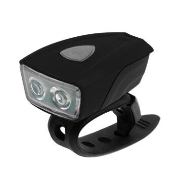 Első lámpa kormányra USB