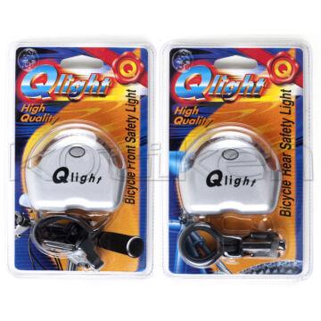 Villogó szett Qlight 6 ledes