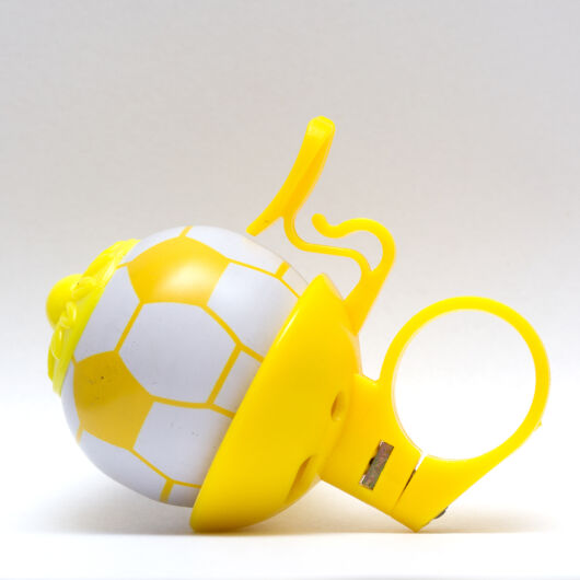 Csengő labdás sárga