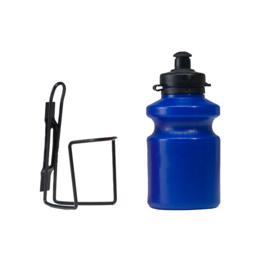 Kulacs 0,35 L műanyag kék