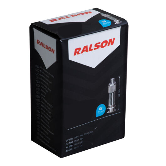 Tömlő 700x40c AV Ralson